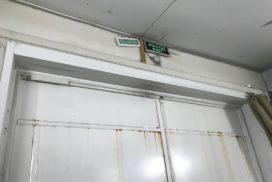 Промышленные подъёмно-секционные ворота DoorHan ISD01 на Мебельной, фото 10