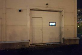 Промышленные подъёмно-секционные ворота DoorHan ISD01 на Мебельной, фото 3