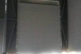 Промышленные подъёмно-секционные ворота DoorHan ISD01 в Шушарах, фото 4