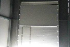 Промышленные подъёмно-секционные ворота DoorHan ISD01 в Шушарах, фото 5