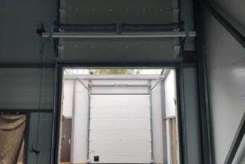 Комплект ворот и роллет на Волохонском шоссе, фото 9