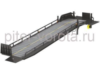 Мобильная рампа DoorHan RMEP1222FS-(10)