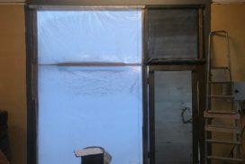 Гаражные подъёмно-секционные ворота DoorHan RSD02 на Гостилицком шоссе, фото 2