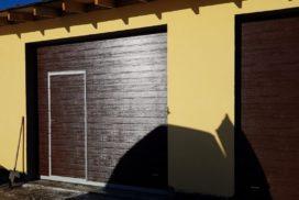 Гаражные подъёмно-секционные ворота DoorHan RSD02 на Гостилицком шоссе, фото 6