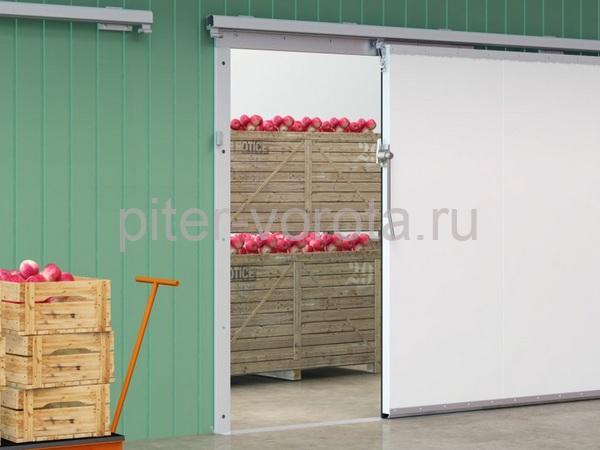 овощехранилищах и помещениях для хранения фруктов