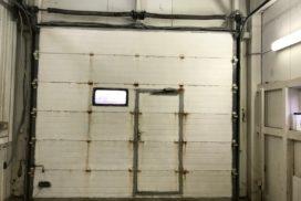 Гаражные подъёмно-секционные ворота DoorHan RSD02 в п.Парголово, фото 5