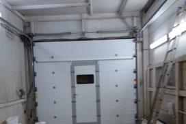 Гаражные подъёмно-секционные ворота DoorHan RSD02 в п.Парголово, фото 2