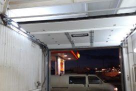 Гаражные подъёмно-секционные ворота DoorHan RSD02 в п.Парголово, фото 3