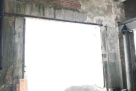 Промышленные подъёмно-секционные ворота DoorHan ISD01 в п.Рощино, фото 4