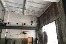 Промышленные подъёмно-секционные ворота DoorHan ISD01 в п.Рощино, фото 6