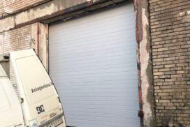 Промышленные подъёмно-секционные ворота DoorHan ISD01 в п.Рощино, фото 3