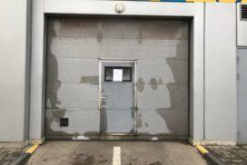 Гаражные подъёмно-секционные ворота DoorHan RSD02 в п.Шушары, фото 7
