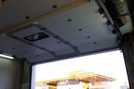 Гаражные подъёмно-секционные ворота DoorHan RSD02 в п.Шушары, фото 3