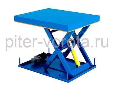 Подъемный стол на гидравлике