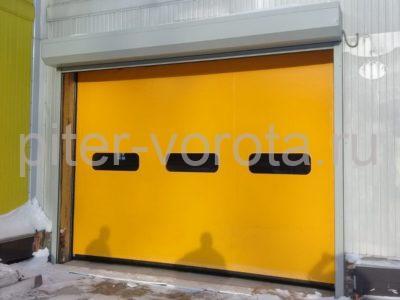 Скоростные ворота DoorHan SpeedRoll SDI 2500x2200