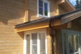Рольставни на окна Doorhan из профиля RH45N в Токсово, фото 4