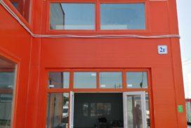Роллетные ворота DoorHan из профиля RH77 в Малом Верево, фото 9