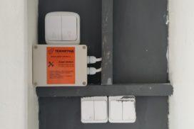 Роллетные ворота DoorHan из профиля RH77 в Малом Верево, фото 3