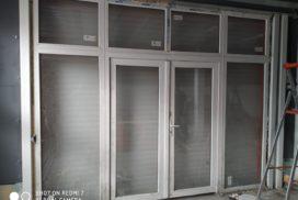 Роллетные ворота DoorHan из профиля RH77 в Малом Верево, фото 4