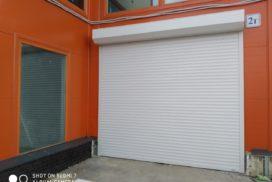 Роллетные ворота DoorHan из профиля RH77 в Малом Верево, фото 5