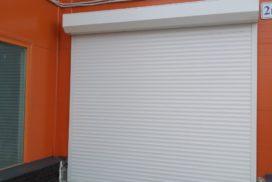 Роллетные ворота DoorHan из профиля RH77 в Малом Верево, фото 6