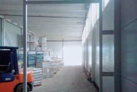 Роллетные ворота DoorHan из профиля RH77 в Потанино, фото 6