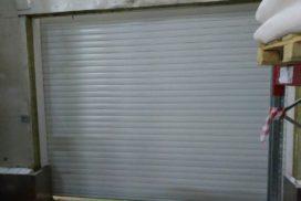 Роллетные ворота Doorhan из профиля RH77М в СПБ на Шосее революции, фото 3