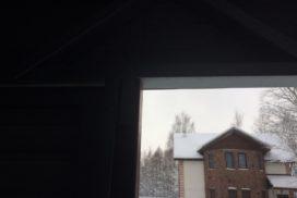 Роллетные ворота Doorhan из профиля RH77М в Токсово, фото 4