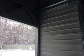 Роллетные ворота Doorhan из профиля RH77М в Токсово, фото 7