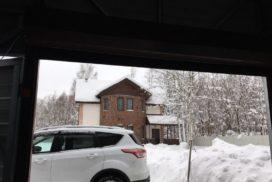 Роллетные ворота Doorhan из профиля RH77М в Токсово, фото 2