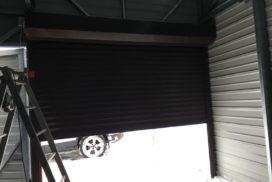 Роллетные ворота Doorhan из профиля RH77М в Токсово, фото 3