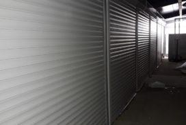 Роллетные ворота Doorhan из профиля RH77M во Всеволожске, фото 2