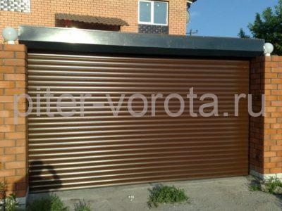 Роллетные ворота DoorHan 3000x2250 мм