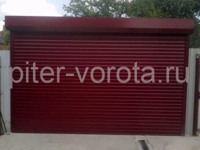 Роллетные ворота DoorHan 3250x4000 мм