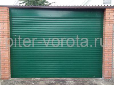 Роллетные ворота DoorHan 2500x3000 мм