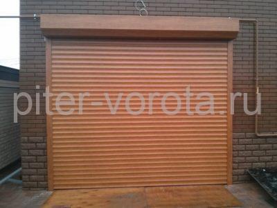 Гаражные роллетные ворота DoorHan RH77M 2000x3000