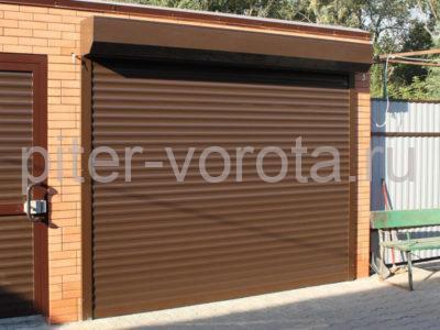 Гаражные роллетные ворота DoorHan RH77M 2600x2800