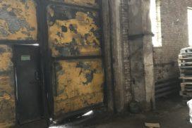 Промышленные подъёмно-секционные ворота Doorhan RSD01 на Шоссе Революции, фото 6