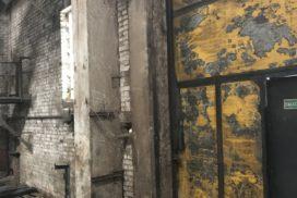 Промышленные подъёмно-секционные ворота Doorhan RSD01 на Шоссе Революции, фото 7