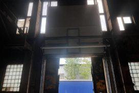 Промышленные подъёмно-секционные ворота Doorhan RSD01 на Шоссе Революции, фото 3