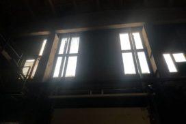 Промышленные подъёмно-секционные ворота Doorhan RSD01 на Шоссе Революции, фото 4