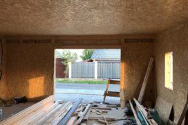 Гаражные подъёмно-секционные ворота DoorHan RSD01 в Агалатово, фото 5