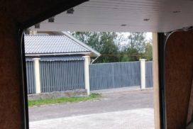 Гаражные подъёмно-секционные ворота DoorHan RSD01 в Агалатово, фото 2