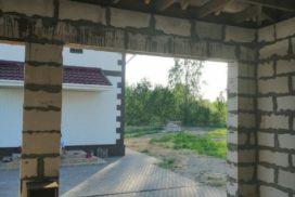 Ворота гаражные подъёмно-секционные DoorHan RSD01 в ДНП Лесная Сказка, фото 3