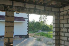 Ворота гаражные подъёмно-секционные DoorHan RSD01 в ДНП Лесная Сказка, фото 6