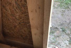 Гаражные подъёмно-секционные ворота Doorhan RSD01 в Гостилицах, фото 4