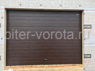 Гаражные подъёмно-секционные ворота Doorhan RSD01 в Гостилицах, фото 1