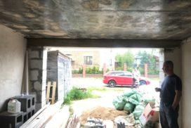 Гаражные подъёмно-секционные ворота DoorHan RSD01 в Киссолово, фото 3