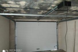 Гаражные подъёмно-секционные ворота DoorHan RSD01 в Киссолово, фото 2