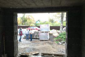 Гаражные подъёмно-секционные ворота Doorhan RSD01 в Коммунаре, фото 2